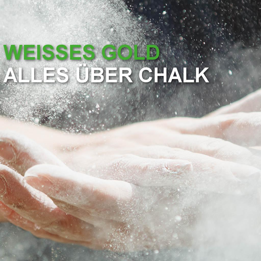 Chalk, Kreide, Magnesia – Weißes Gold für mehr Grip