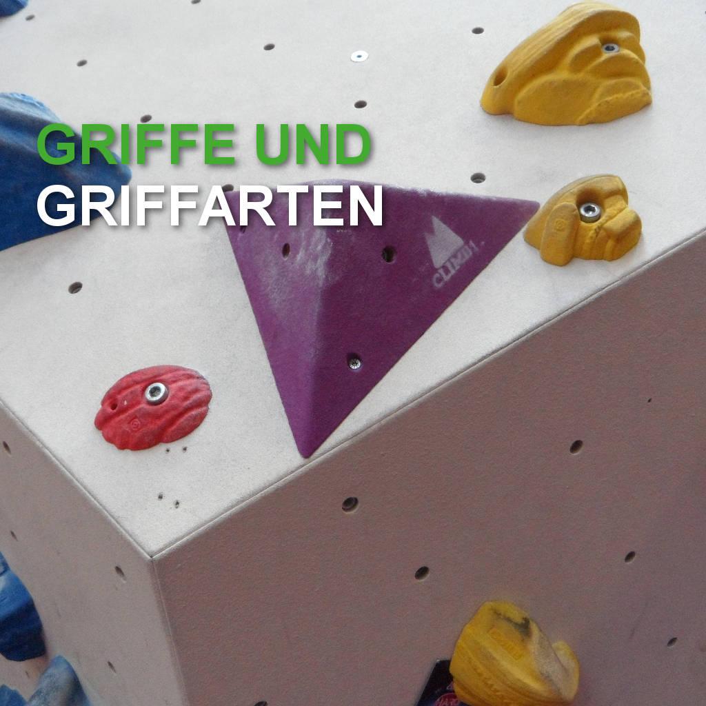 GRIFFE klettergriffe