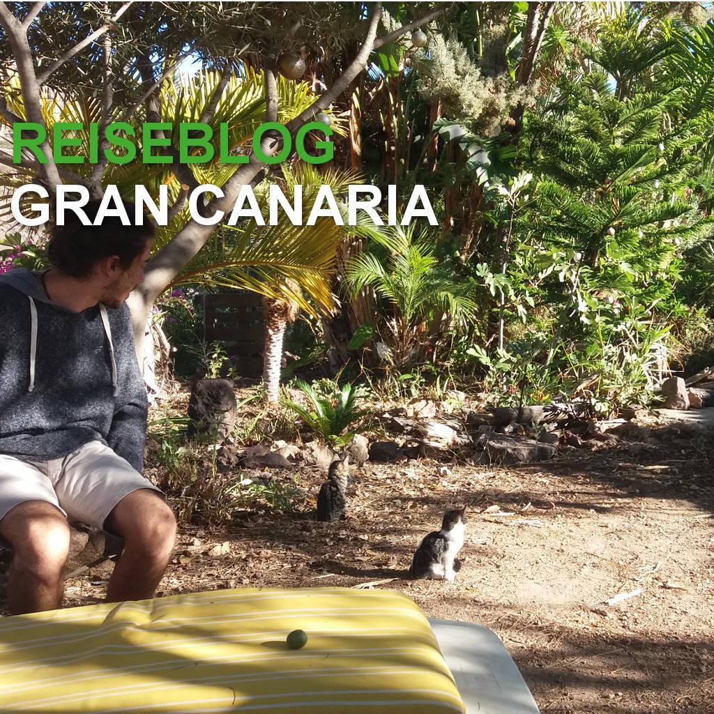 Reiseblog – Bouldern auf Gran Canaria
